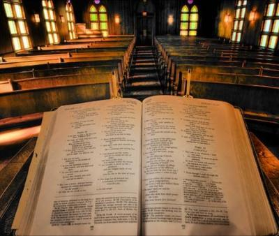 bible pulpit