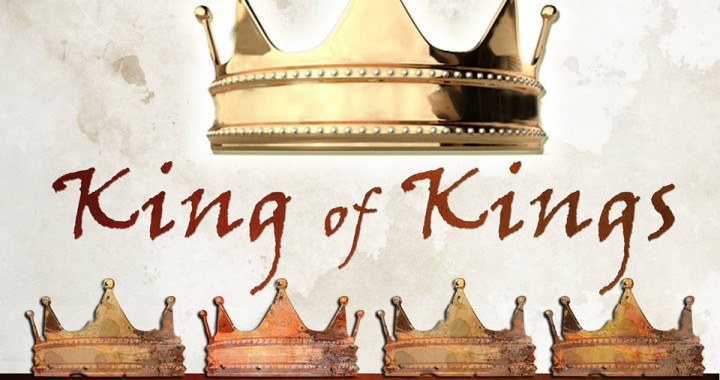 The King Rejected – Matthew 27:45-50