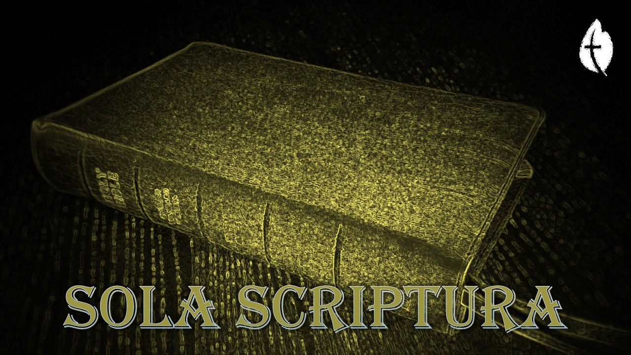 Scripture Alone – 2 Timothy 3:12-4:5