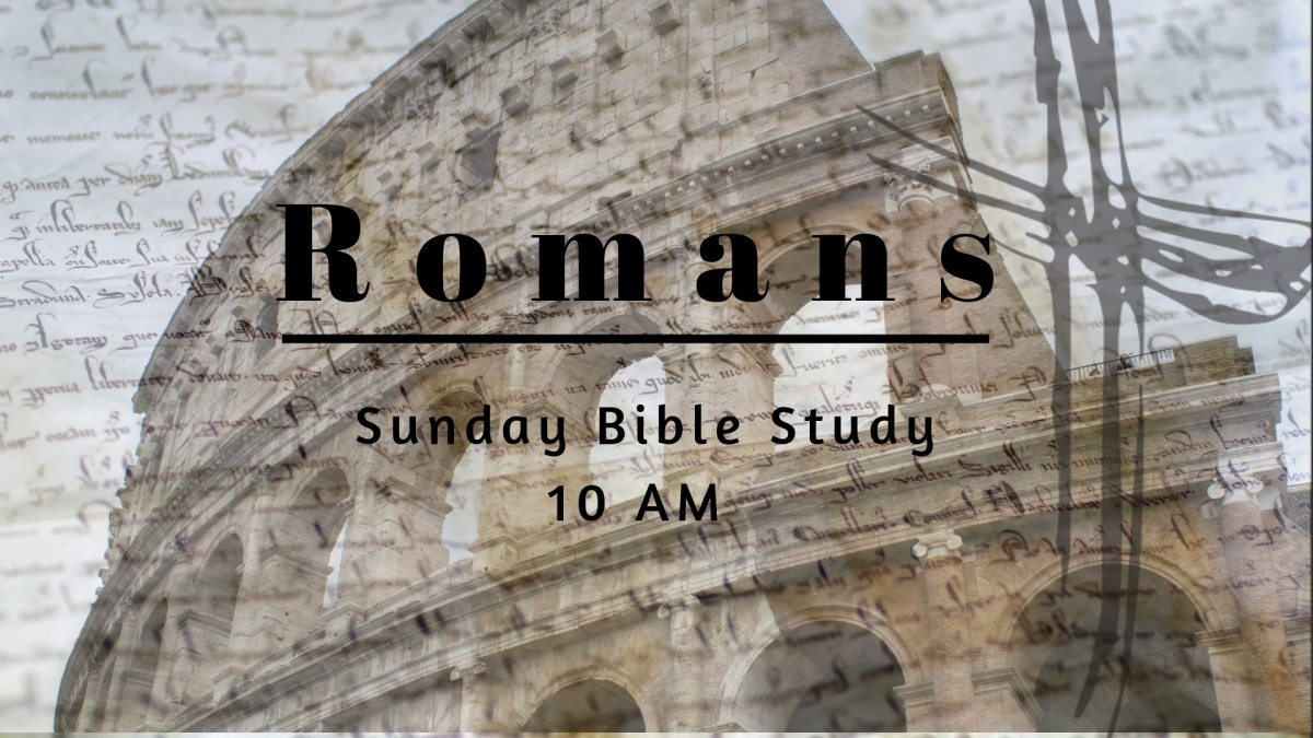 Romans 1 Analysis – Part 1